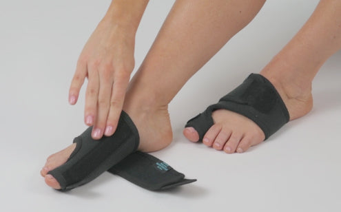 Adjustable bunion splint