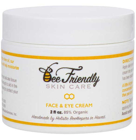 Face and Eye Cream by Bee Friendly Skincare
