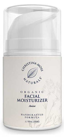 Facial Moisturizer by Christina Moss Naturals