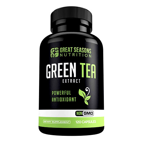Fat Burning Green Tea Extract by Great Seasons Nutrition