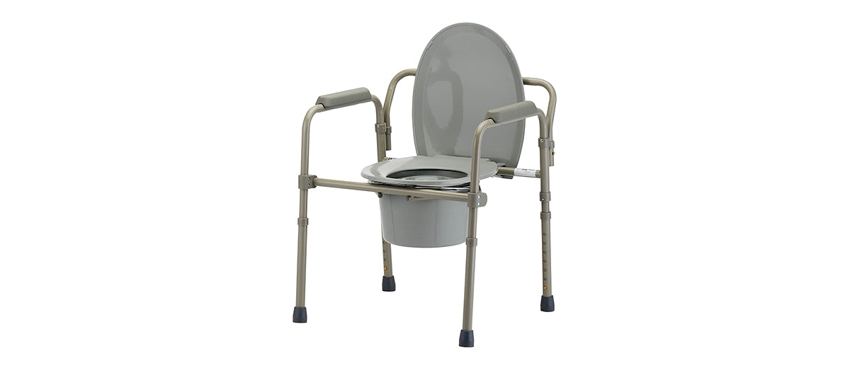 Folding Commode by NOVA Medical Products