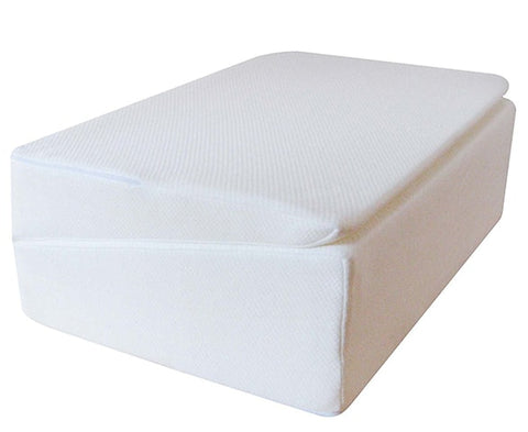 Folding Wedge Bed Pillow by InteVision