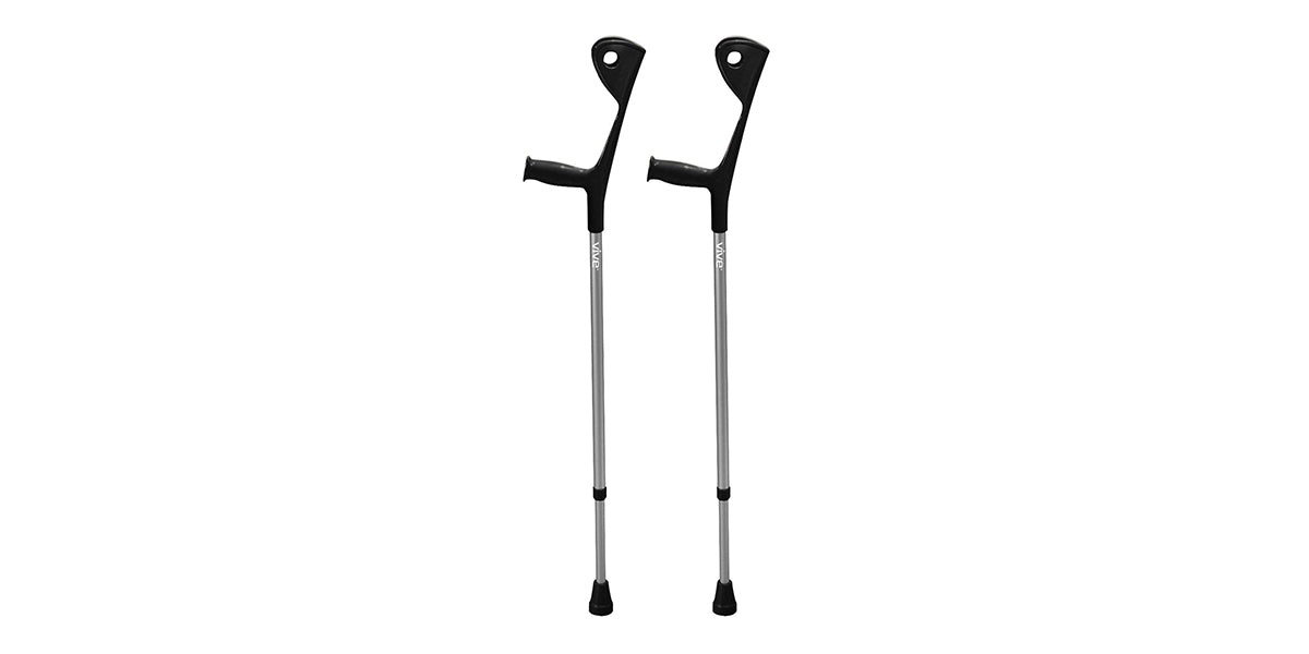 Forearm Crutches by Vive