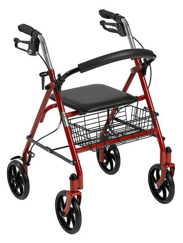 Four-Wheel Rollator by Drive Medical