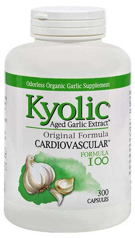 Garlic Formula by Kyolic