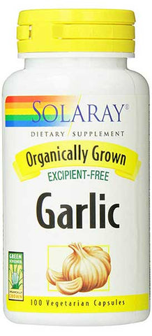 Garlic Supplement by Solaray