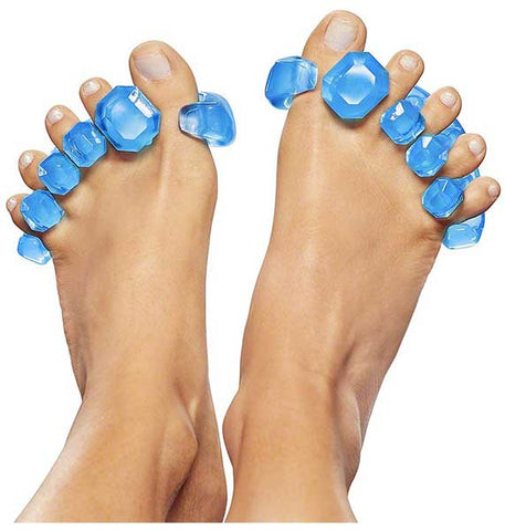 Gel Toe Stretchers by YogaToes