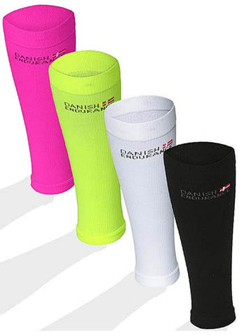 Graduated Calf Compression Sleeves by DANISH ENDURANCE