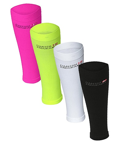 Graduated Compression Sleeves by Danish Endurance