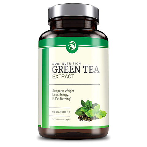 Green Tea Energy Supplement by Nobi Nutrition