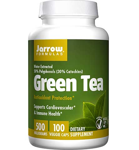 Green Tea Extract Capsules by Jarrow