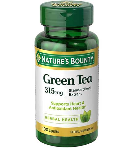 Green Tea Extract with EGCG by Nature's Bounty