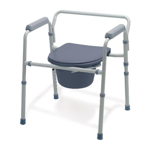 Guardian G30213-IF Deluxe Bedside Commode by Medline