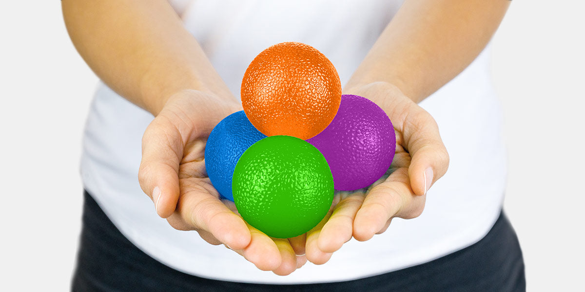 Hand Exercise Balls by Vive Health