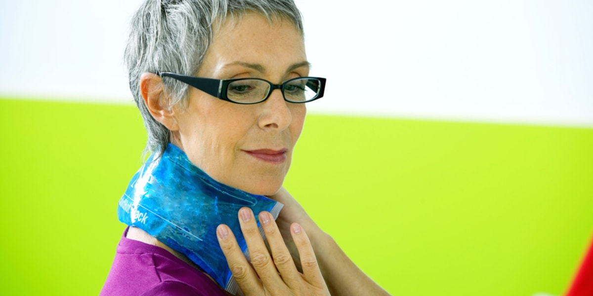 Heating Pads for Neck Pain