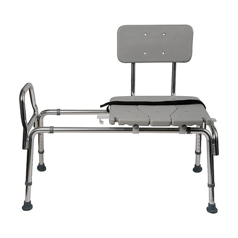 Heavy-Duty Transfer Bench & Shower Chair by Duro-Med