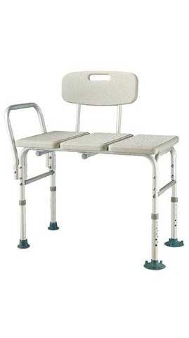 Heavy Duty Bariatric Transfer Bench by COMWIS