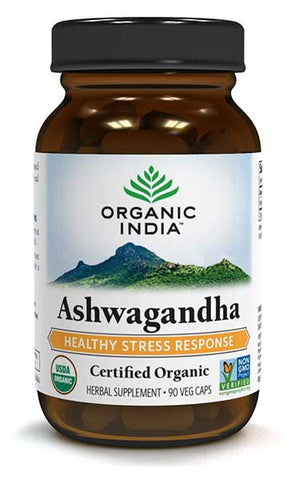 Herbal Ashwagandha Capsules by Organic India