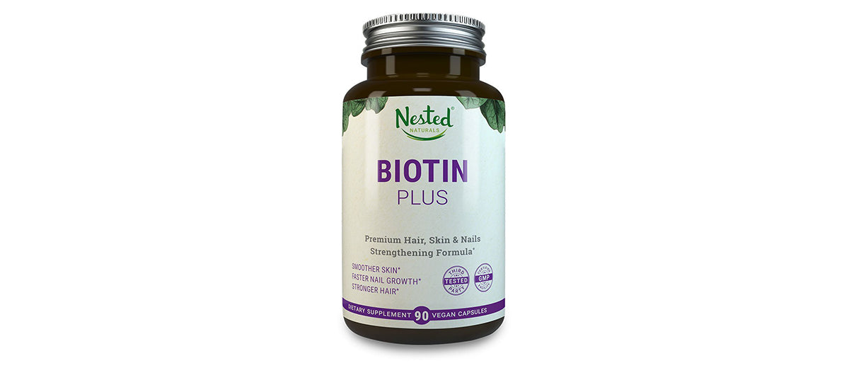 High-Potency Biotin Caplets by Nested Naturals