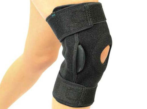 Hinged Knee Brace for Meniscus Tear by Vive