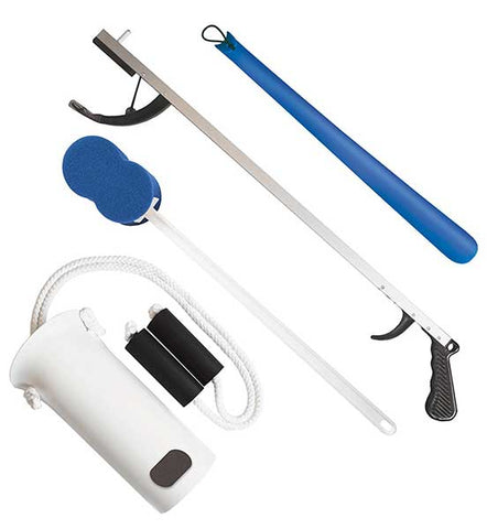 Hip/Knee/Back Replacement Kit by Rehabilitation Advantage