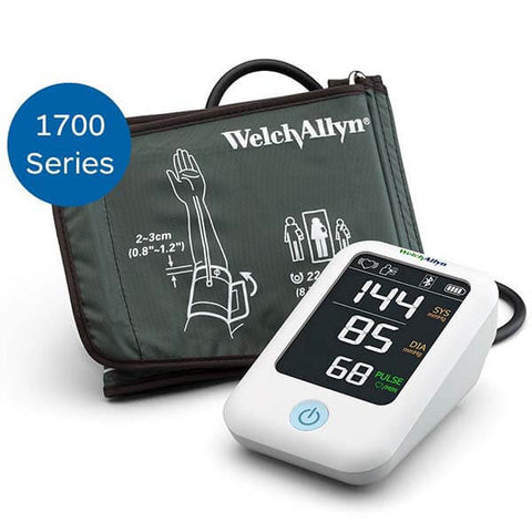 Home Blood Pressure Monitor with Simple Smartphone Connectivity by Welch Allyn