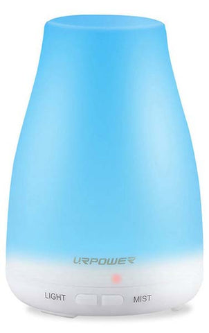 Humidifier with Changing LED Lights by Urpower