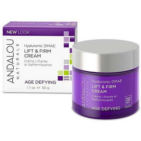 Hyaluronic Lift & Firm Cream by Andalou Naturals