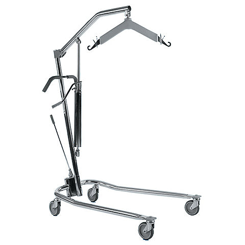 Hydraulic Lift with Adjustable Base by Invacare