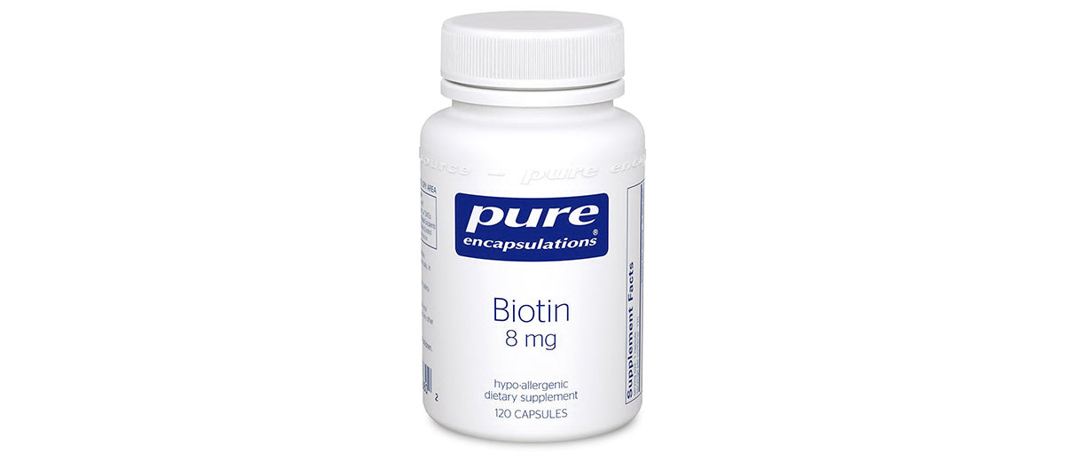 Hypoallergenic Biotin Supplements by Pure Encapsulations