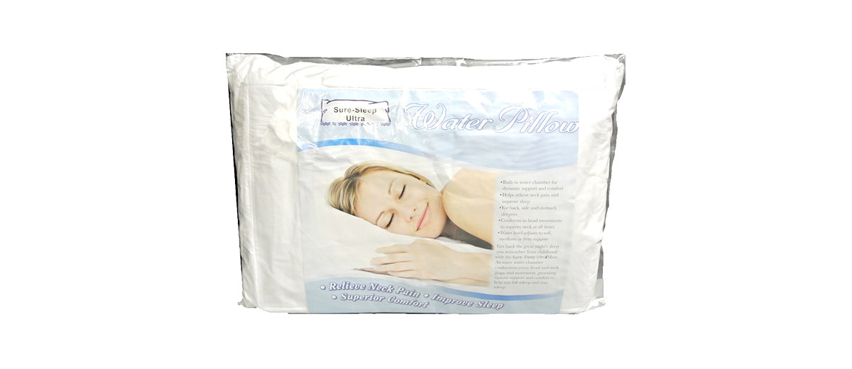Hypoallergenic Water Pillow by BraceMart