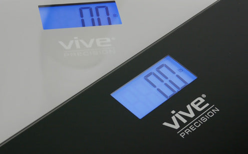 2 Color variation digital bathroom scale