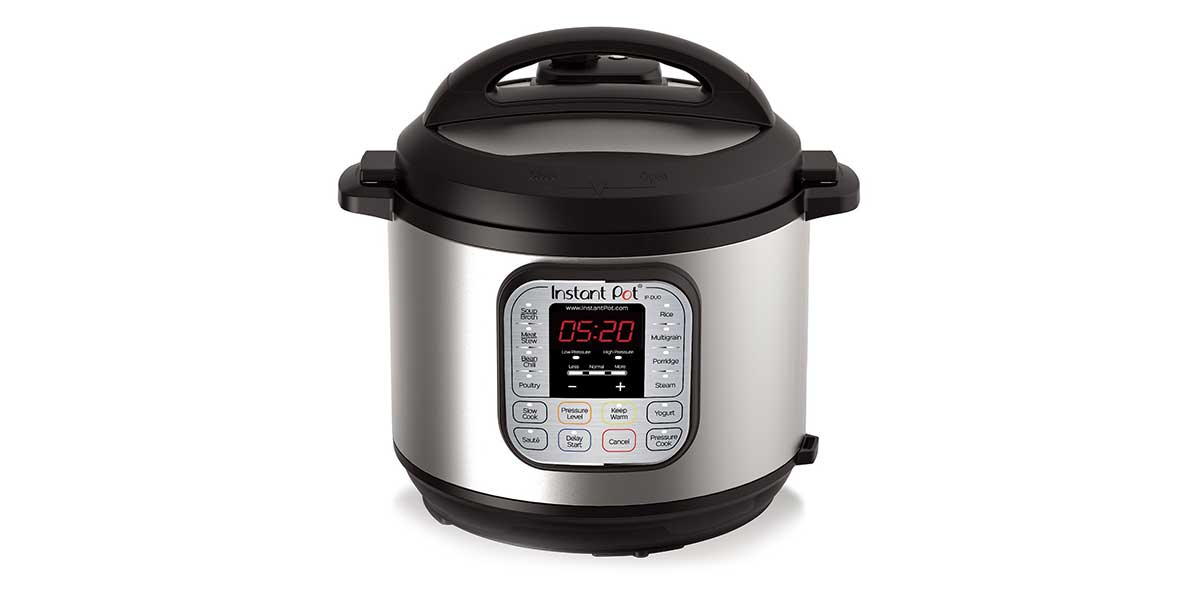Multi-Use Programmable Pressure Cooker by Double Insight Inc.