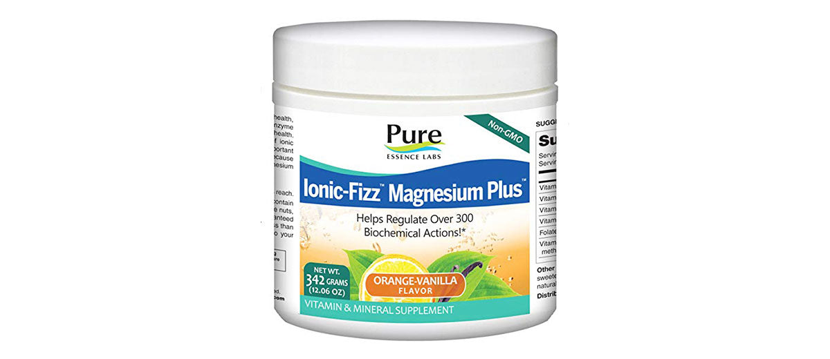 Ionic Fizz Magnesium Plus by Pure Essence Labs