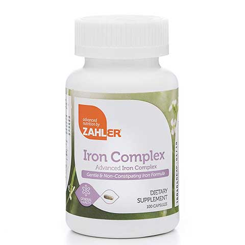 Iron Complex by Zahlers