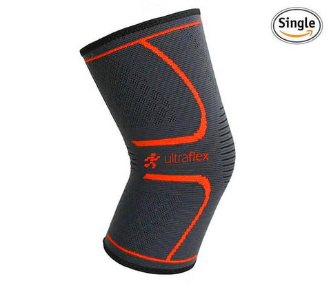Jogging Knee Sleeve by Ultra Flex Athletics