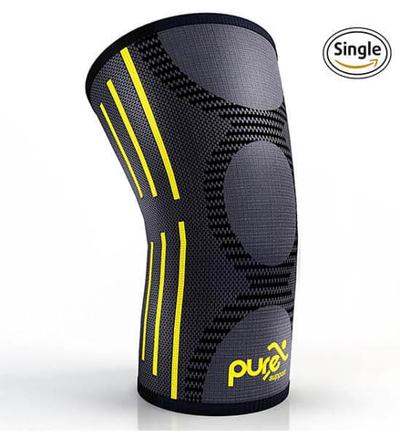 Knee Brace Sleeve by PURE SUPPORT