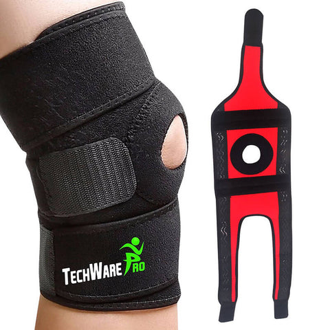 Knee Brace for Working Out by Tech Ware Pro