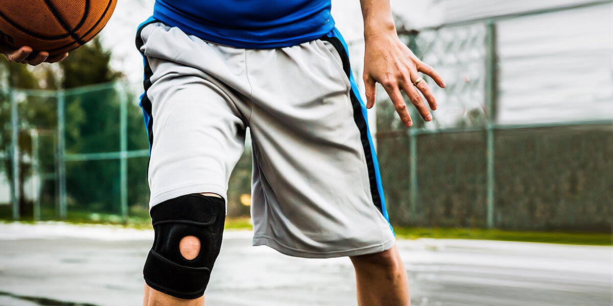 Knee Brace for Basketball