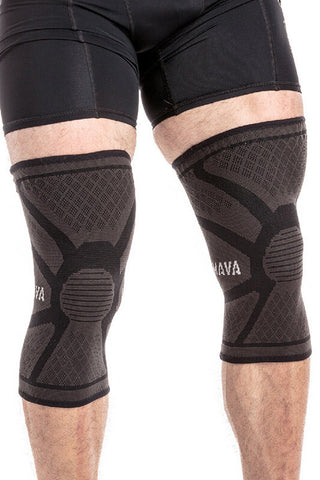 Knee Compression Sleeve Support by Mava Sports