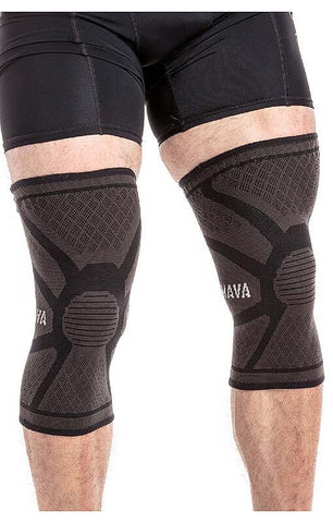Knee Compression Sleeve Supports by Mava Sports