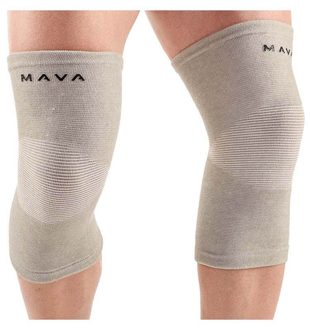 Knee Support Sleeves by Mava Sports