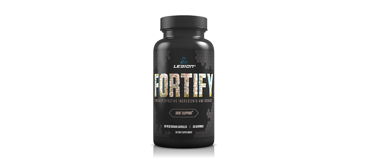 Legion Fortify Joint Pain Supplement by Legion Athletics
