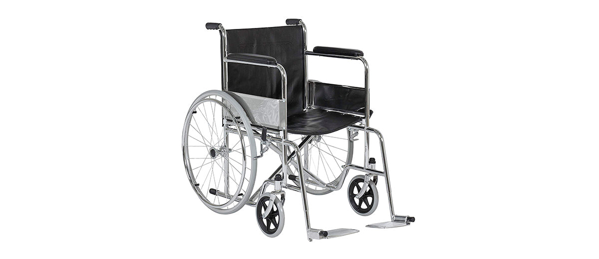 Lightweight Folding Wheelchair by Best Choice Products