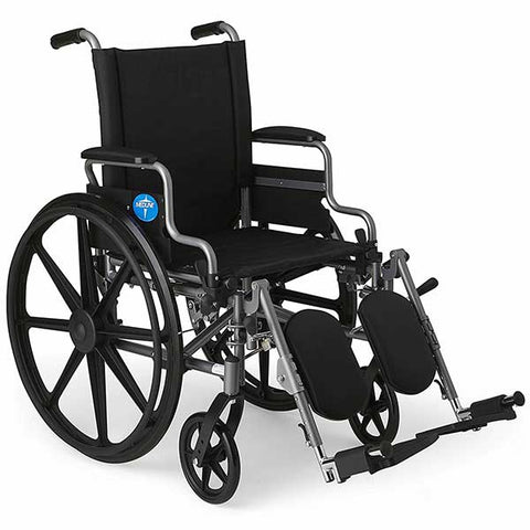 Lightweight User-Friendly Wheelchair by Medline
