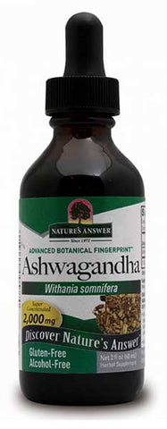 Liquid Ashwagandha Drops by Nature's Answer