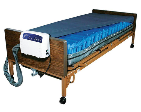 Low Air Loss Mattress Replacement System With Alarm By Drive Al