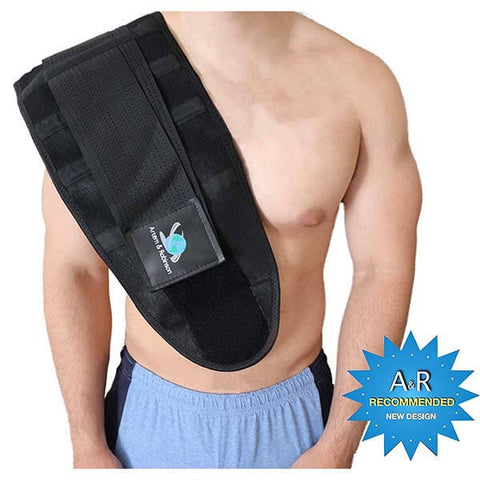 Lower Back Brace by Artem and Robinson
