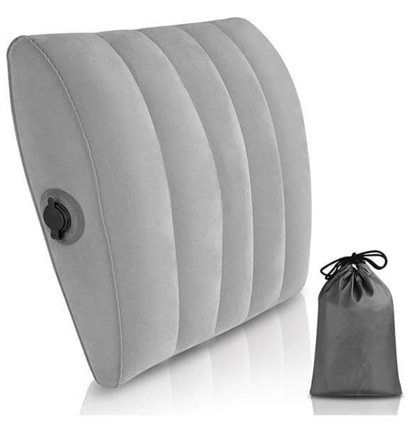 Lumbar Support Inflatable Cushion by Simptech