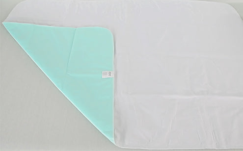 Reusable incontinence pad multi layer design